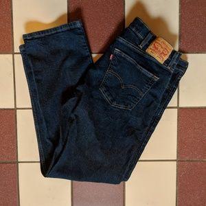 Levi's 505 sz 40x32 dark blue